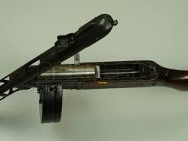 991 ППШ СХП 1944 года (ППШ СХ)