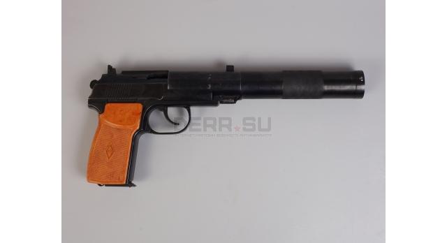 Пистолет бесшумный ПБ 6П9 СХП
