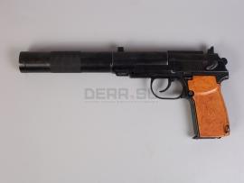 9943 Охолощенный пистолет бесшумный ПБ (ГРАУ 6П9)
