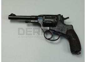 Револьвер сигнальный Наган «Блеф»