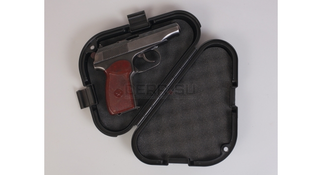 Кейс для пистолетов / МТМ 25х20-см [805-40]